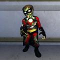 Mr. Hero Action Figure