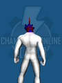 Mechanical Beast (Head Type) - Back