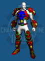 Dark Fantasy Armor Set - B