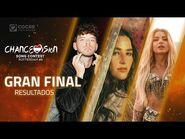 Chancevision Song Contest 8 🇳🇱 - Gran Final - Resultados