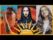 Chancevision Song Contest 6- Skopje 🇲🇰 - Semi-Finals Results - -CVSC6