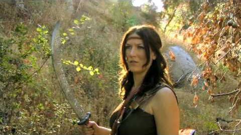 Woman Warrior