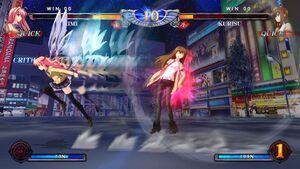 Rimi vs. Kurisu in Phantom Breaker.jpg