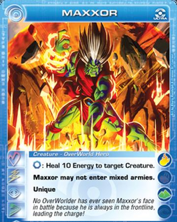 Chaotic Card Super Rare Tartarek TCG