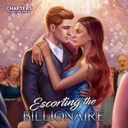 Escorting the Billionaire Cover