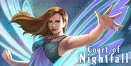 Court Of Nightfall Logo