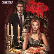 A Dinner to Die For Cover