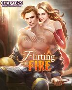 Flirting with Fire Cover