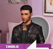 Charlie Burns Brown Leather Jacket