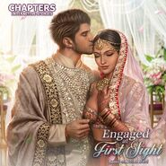 Engaged at First Sight Cover