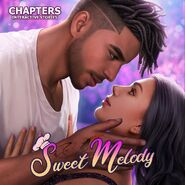 Sweet Melody Cover