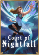 Court Of Nightfall Cover Card