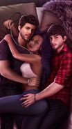 Laid Bare Cover Blank
