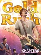 Gold Rush Vertical Cover