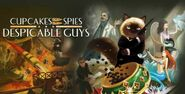 Cupcakes, Spies and Despicable Guys Cover Comments Section