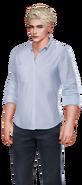 Wesley Black Shirt and Pants