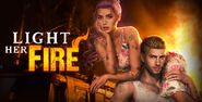 Light Her Fire Cover Comments Section