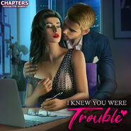 I Knew You Were Trouble Cover
