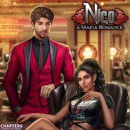 Nico A Mafia Romance Art