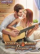 Accidentally Married on Purpose Cover