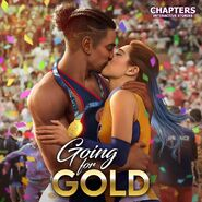 Going for Gold Cover