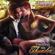 Stealing His Thunder Cover