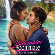 Billionaire Roommate Cover