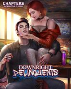 Downright Delinquents Cover