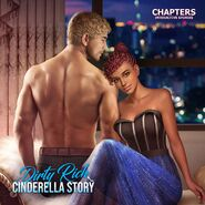 Dirty Rich Cinderella Story Cover