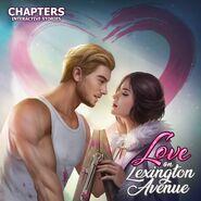 Love on Lexington Avenue Cover