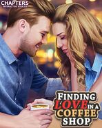 Finding Love in a Coffee Shop Cover