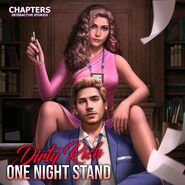 Dirty Rich One Night Stand Cover