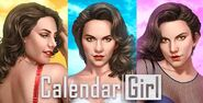 Calender Girl Cover Comments Section