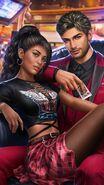 Nico A Mafia Romance Cover Blank
