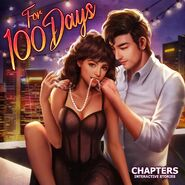 For 100 Days Cover