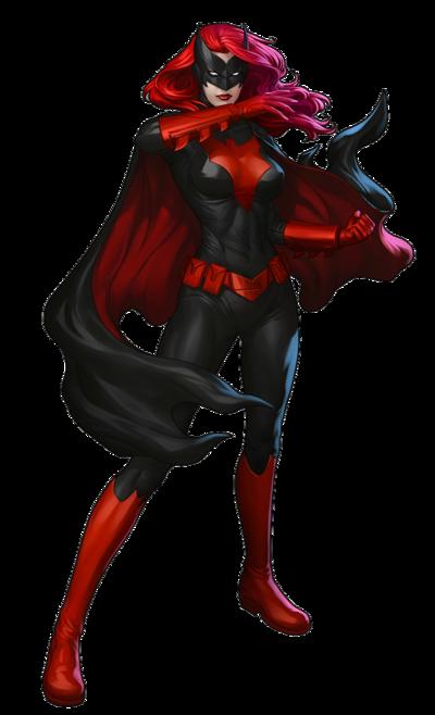 Batwoman Kate Kane Post Crisis Character Level Wiki Fandom