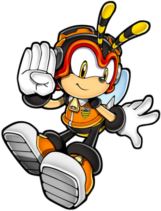 Charmy Bee (Canon, Game Character)/Adamjensen2030