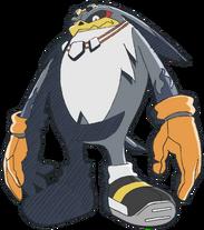Storm the Albatross (Canon, Game Character)/Maverick Zero X