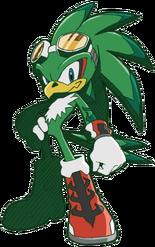 Jet the Hawk (Canon, Game Character)/Maverick Zero X