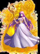 Athena (Canon, Saint Seiya)/Unbacked0