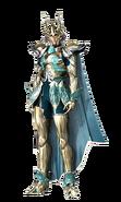 Capricorn Shura (Canon, Legend of Sanctuary)/Unbacked0