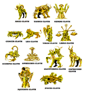 Gold Cloths (Canon)/Unbacked0