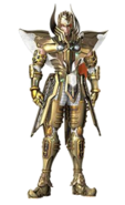 Virgo Shaka (Canon, Legend of Sanctuary)/Unbacked0