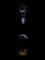 Ivie (Canon, Trevor henderson Mythos)/Lambdawg