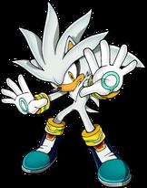 Silver the Hedgehog (Canon, Game Character)/Maverick Zero X