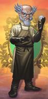 Professor Shock (Canon, Goosebumps)/Ican'tthinkof1goodname