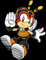 Charmy Bee (Canon, Game Character)/Maverick Zero X