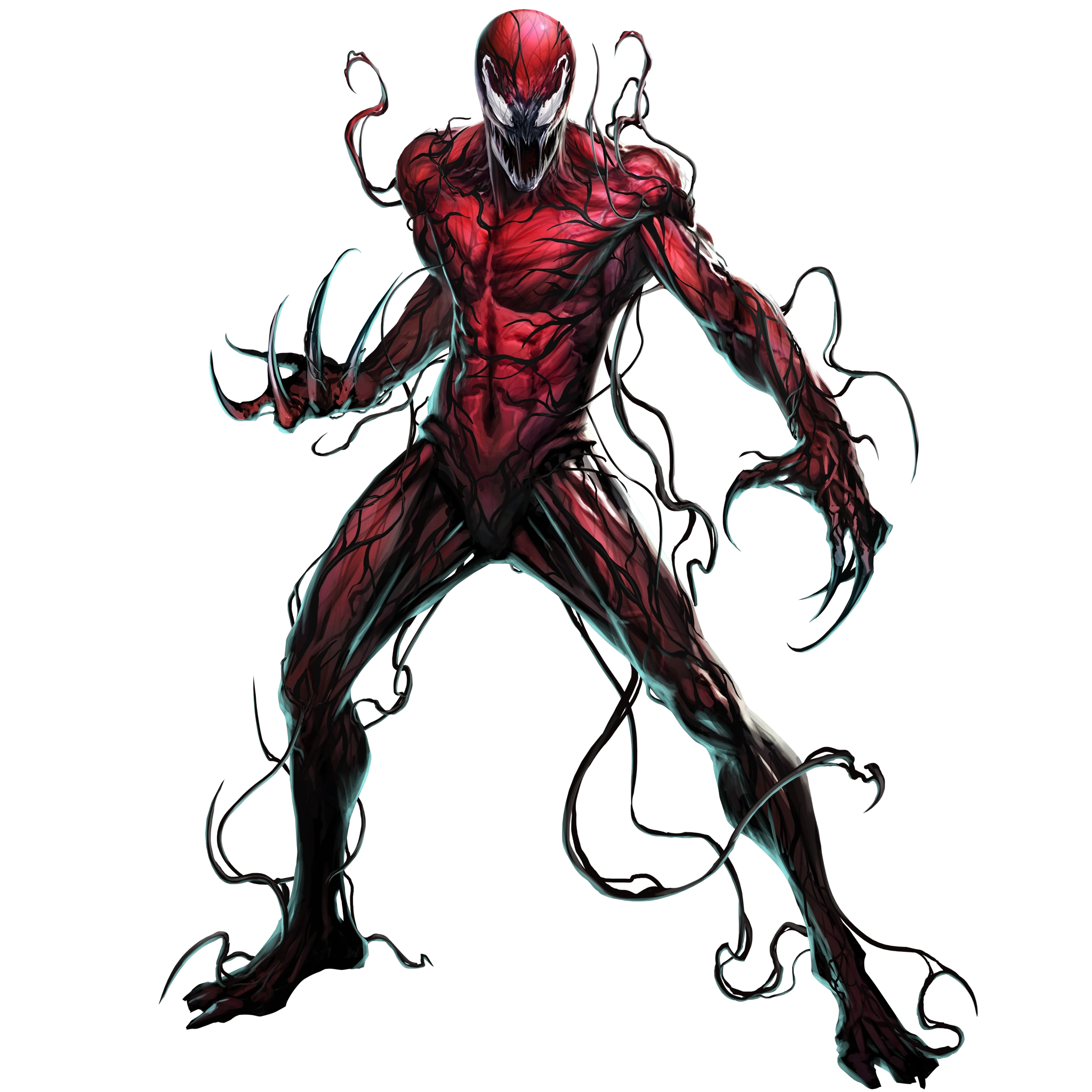 Carnage (Canon, Marvel, Death Battle)/Unbacked0