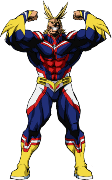 All Might (Canon)/NORFie