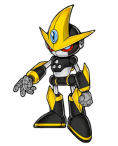 Gemerl (Canon, Game Character)/Maverick Zero X